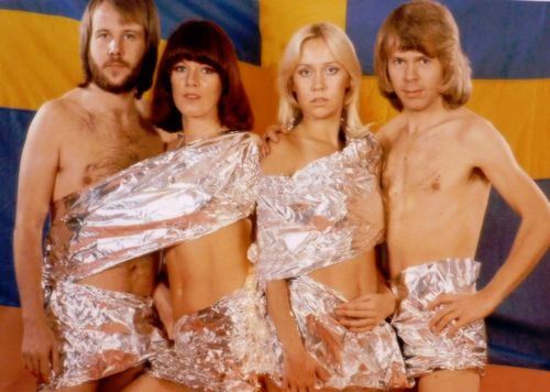 Nude abba Sexy Pictures